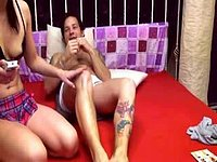 Minnie Manga & Robby Rossy Private Webcam Show