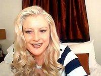 Nikki Blonde Private Webcam Show