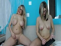 Aleeson & Lyndsee Private Webcam Show