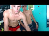 Paco Latin & Lucas Passion Private Webcam Show