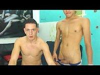 Paco Latin & Lucas Passion Private Webcam Show