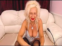 Pauline Parker Private Webcam Show - Part 2