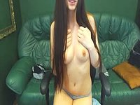 Sonya Pretty Private Webcam Show - Part 2