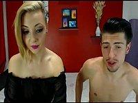 Raissa & Mike Private Webcam Show