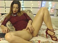 Aria Intense Private Webcam Show