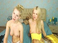 Lina & Sasha Private Webcam Show