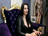 Donna Domme Premiere Webcam Show - Part 2