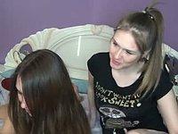 Anna & Maryana Private Webcam Show