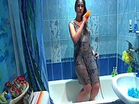 Viki Kwiky. Webcam Shower Webcam Show