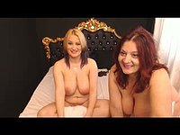 Alicia Amore & Tonia Delight Private Webcam Show