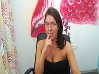 Gaby Sugar Non-nude Webcam Show