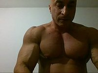 Anthony Muscle Private Webcam Show