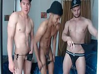 Fenix & Mattias & Aquiles Private Webcam Show