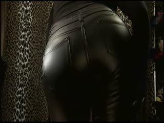 Leather Ass Worship