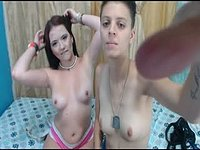 Meegan & Ellen Wild Private Webcam Show