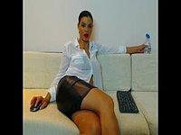 Amyra Haney Private Webcam Show