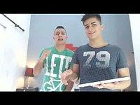 Allan Safados & Nicky Jay Private Webcam Show