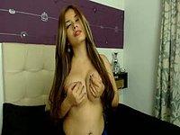 Rachel Wright Private Webcam Show - Part 3
