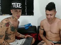 Andres & Vlad Private Webcam Show