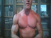 Johnny V Muscle Private Webcam Show