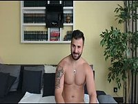 Ralph Webcam Shows His Cock and Jerks It
