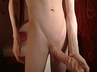 Cute Twink - Huge Dick