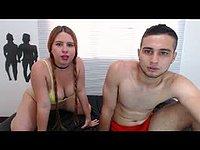 Maritza Gutierrez & Alberto Gutierr Private Webcam Show