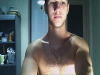 Hairy, Fit, Oliver Bond, Dancing and Jerk Off and Cum Webcam Show