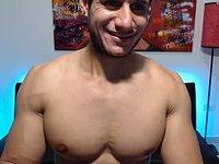Dorian Evans Private Webcam Show