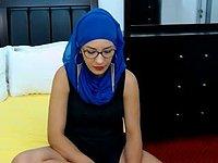 Ayana Muslim Private Webcam Show