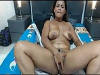 Nice Ebbony Girl with Big Wet Pussy