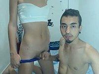 Brunos Liv & Sofy Wilson Private Webcam Show
