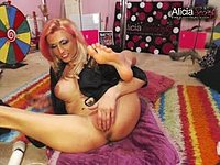 Alicia Secrets Private Webcam Show