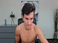 Mark Paige Cum Webcam Show