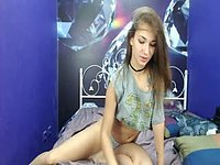Rebecca Di Private Webcam Show