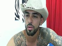 Cesar Santiago Private Webcam Show