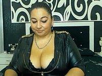 Mistress Raluca Private Webcam Show