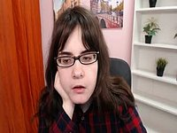 Mirna Sees Private Webcam Show
