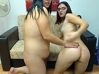 Jessie & Lysa Private Webcam Show