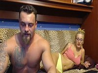 Ashley Torres & Danny Torre Private Webcam Show