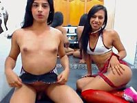 Scarlett Latin Private Webcam Show