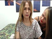 Madeleine & Saray Private Webcam Show
