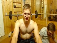 Tony & Dave Private Webcam Show