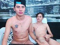 Danield & Sam Private Webcam Show