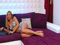 Gloria Devine Private Webcam Show