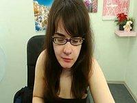 Mirna Sees Private Webcam Show