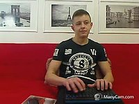 Timofey Bravarsky Private Webcam Show