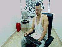 Antony Acevedo Private Webcam Show