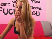 Alissa Blondie Private Webcam Show