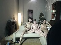 Mario & Brad & Lucas Private Webcam Show